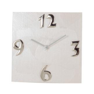 Orologio da tavolo quadrato con numeri